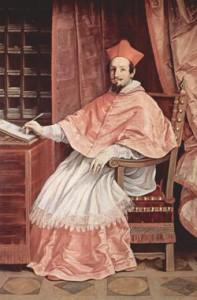 portrait of Cardinal Spada - Rome