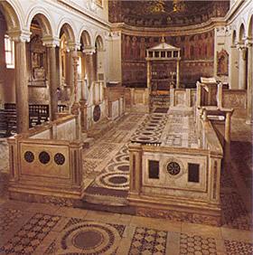 san clemente church - Rome