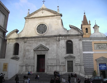 church of Santa Maria del Popolo - Rome