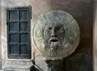 the mouth of truth - Rome