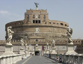 Saint Angel's Castle - Rome