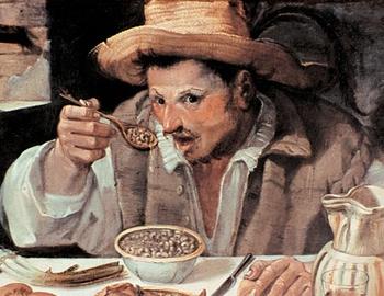 the bean eater - Rome