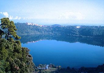 Lake Nemi - Rome